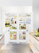 Встраиваемый холодильник Side-by-Side Liebherr SBS 66I3