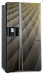 Холодильник Side-by-Side Hitachi R-M 702 AGPU4X DIA (инверторный, ледогенератор, А++, сенсор. упр)