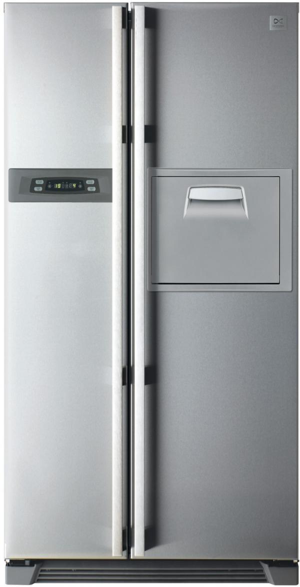 Холодильник с двумя дверцами фото