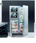 Холодильник Liebherr SBSes 7165 (SBSes 71650)