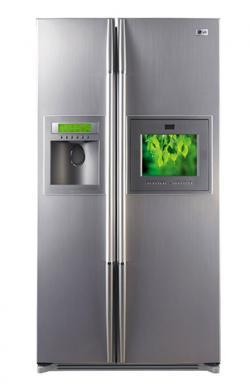 холодильники сайд бай сайд